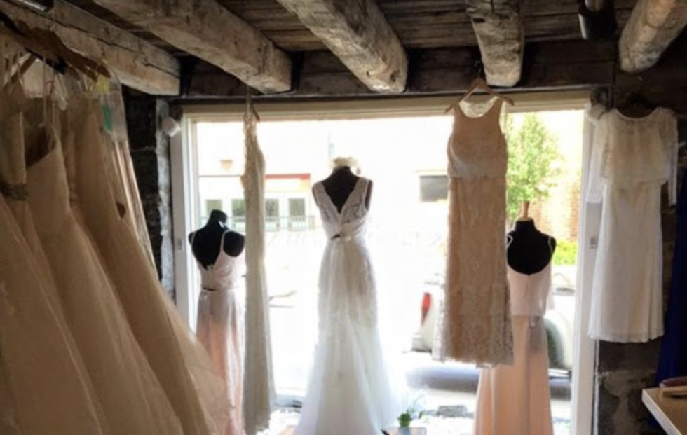 Bride and Gown   Glens Falls, NY Wedding Gowns
